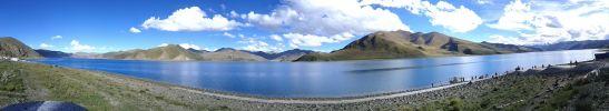 Lake Namsto Pano