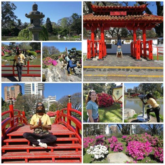 BA Japanese Garden
